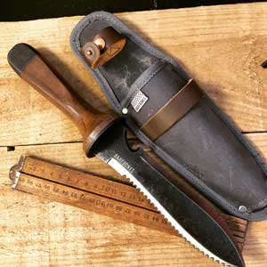 knife with sheath