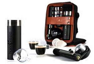 picnic coffee set