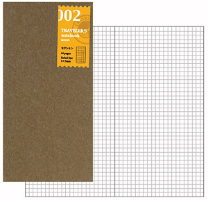 square notebook refills