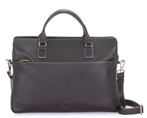 briefcase with strap