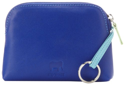 large coin purse with keyring