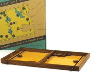 pucket board game