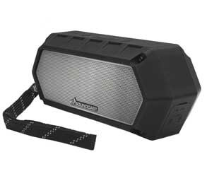 weatherproof portable speaker