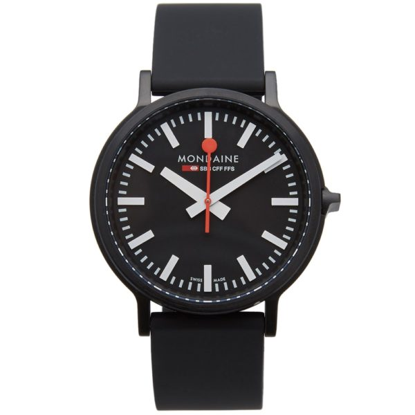 mondaine watch