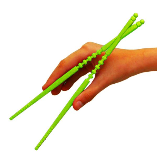 linking chopsticks