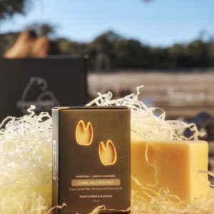 camel milk soap