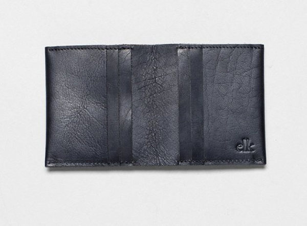 inside of wallet