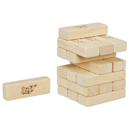 mini jenga blocks